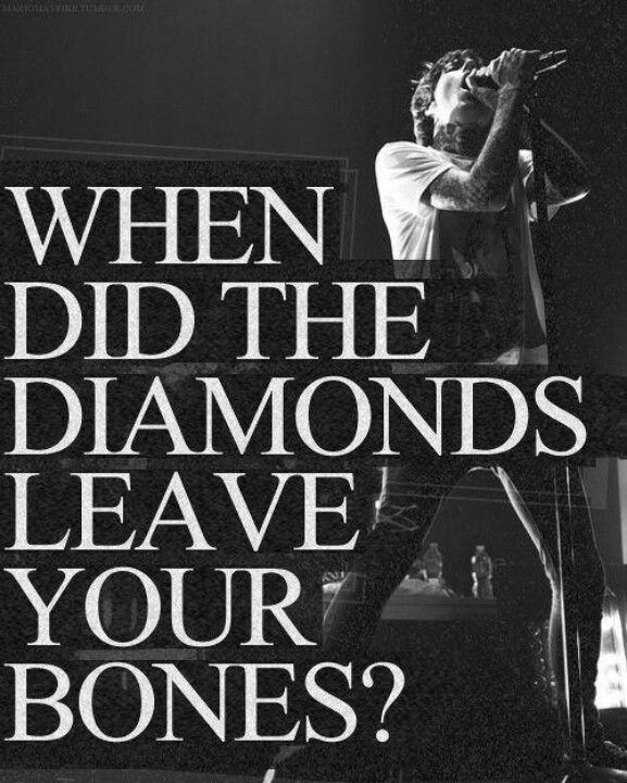 Bmth Quotes: Go To Hell, For Heavens Sake