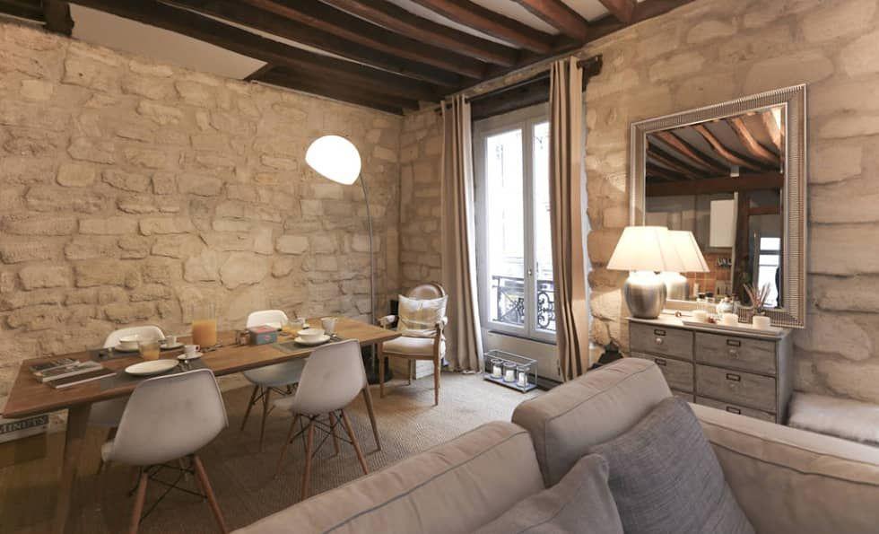 Photos de salon de style de style moderne : décoration d\'un ...
