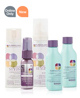 Ulta.com: Free 5-pc gift set from Pureology with any $50 purchase » usmomdeal
