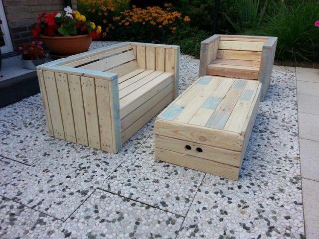Comment fabriquer un fauteuil en palette pour personnaliser son espace