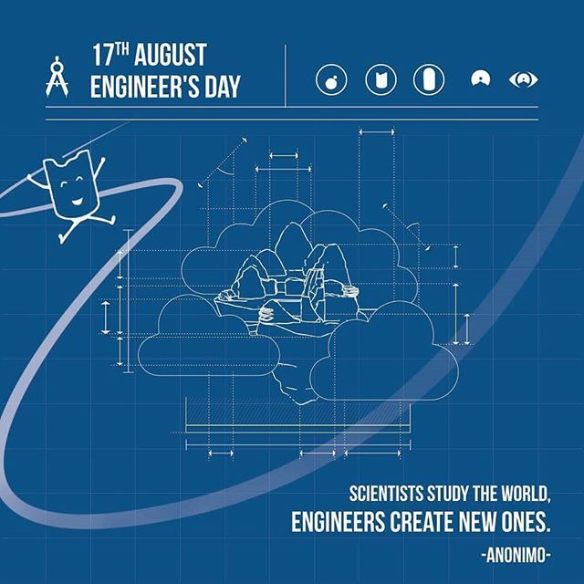 17th August Engineeru0027s day  - new blueprint program online