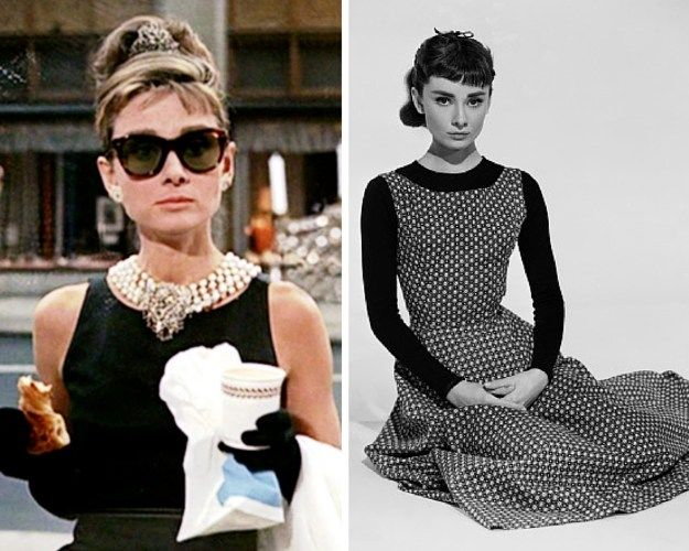 Breakfast At Tiffany S Iconic Costume