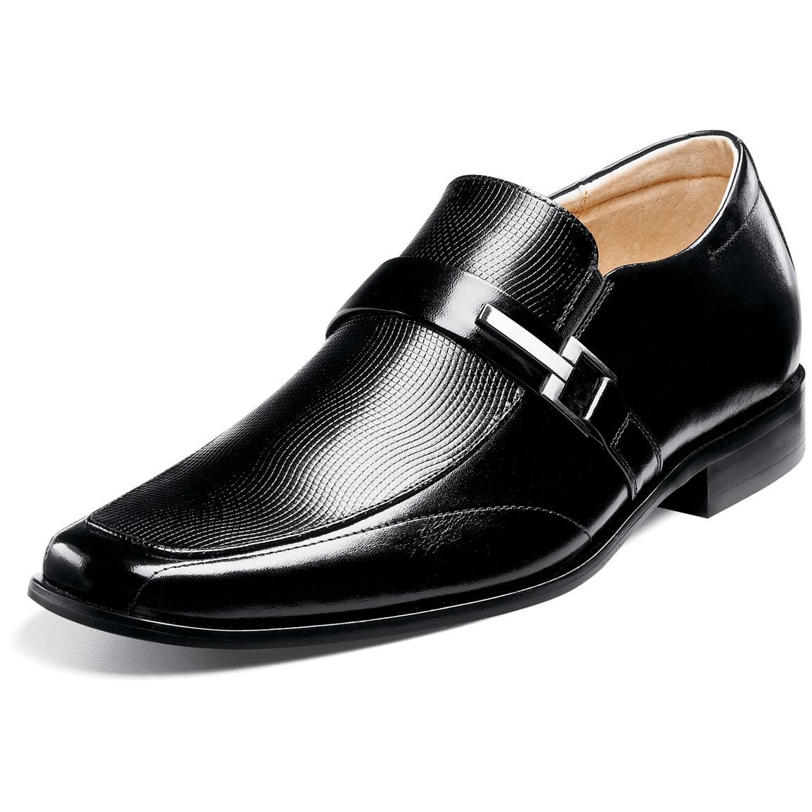 Zapato Negro Stacy Adams
