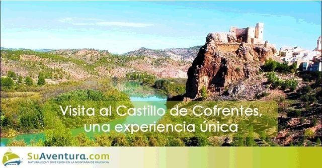 Empieza a planificar el primer fin de semana de junio con nosotros. #Cofrentes y #CortesDePallás. #Valencia #CruceroFluvial #Turismo…