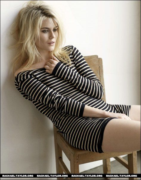 Rachael Taylor - my girl crush.
