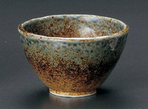 BLUE-NAGASHI Jiki Japanese Porcelain Rice-Bowl made in JAPAN Watou.asia