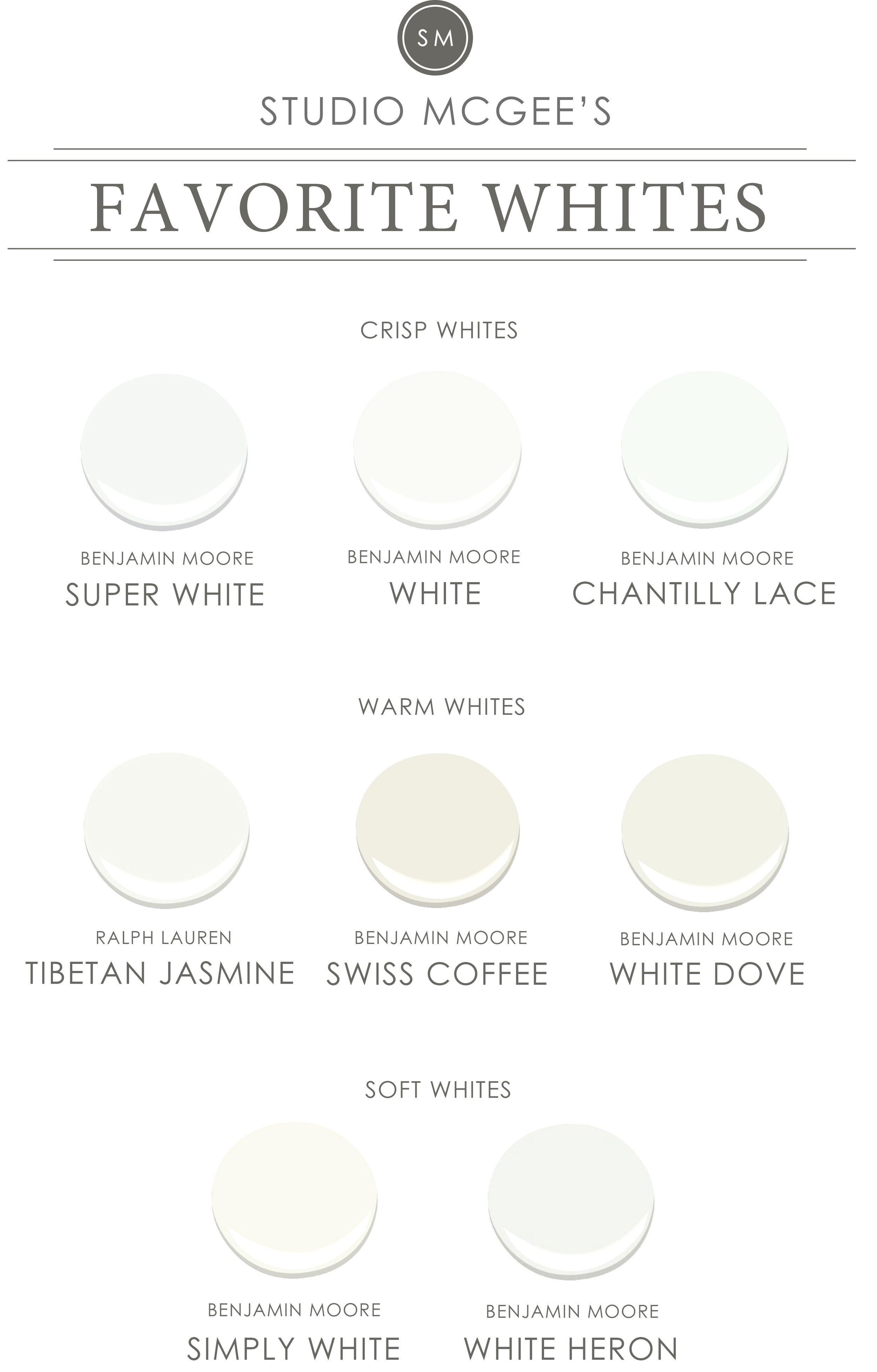 ask studio mcgee our favorite white paints best white on best color for studio walls id=39251