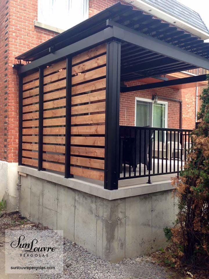 Residential pergola Gallery - SunLouvre Pergolas