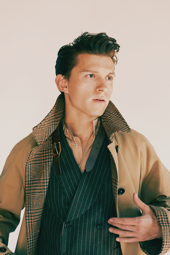 TOM HOLLAND by Fanny Latour-Lambert — GQ Style : Lesbians