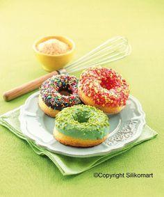 DONUTS al forno senza glutine