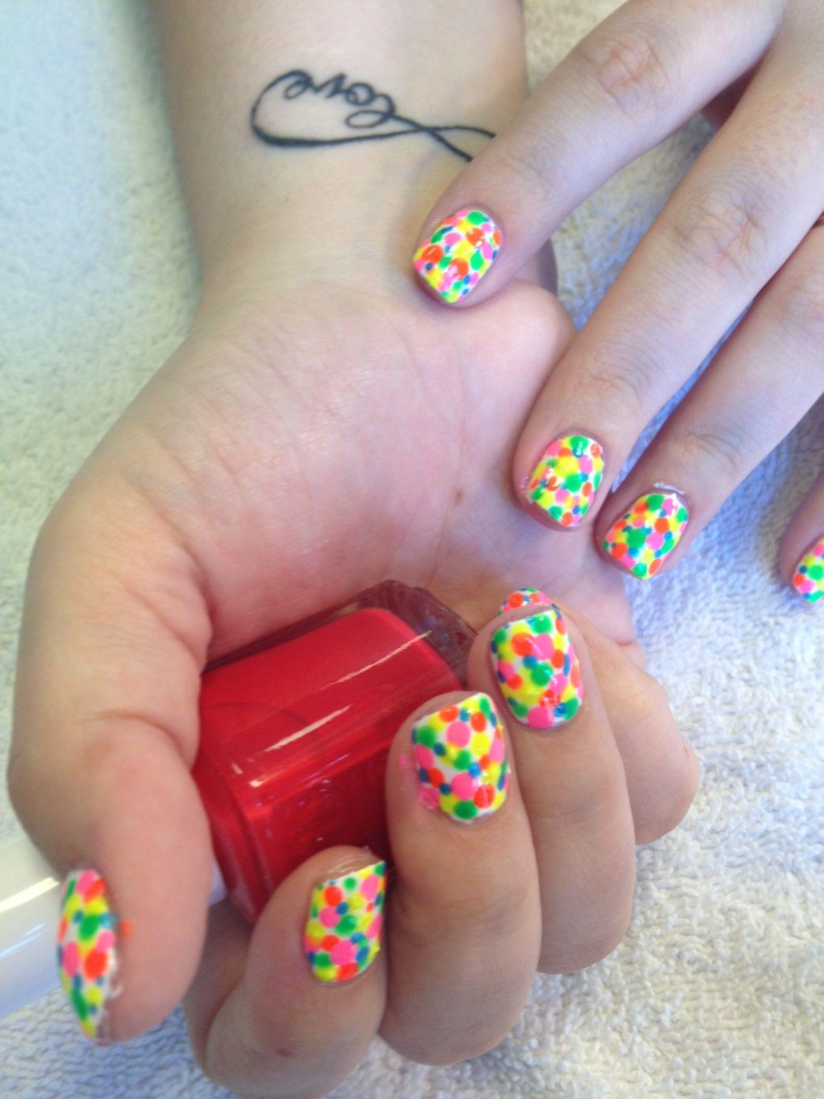 My new nail style :) | hair styles/pretty ideas | Pinterest ...