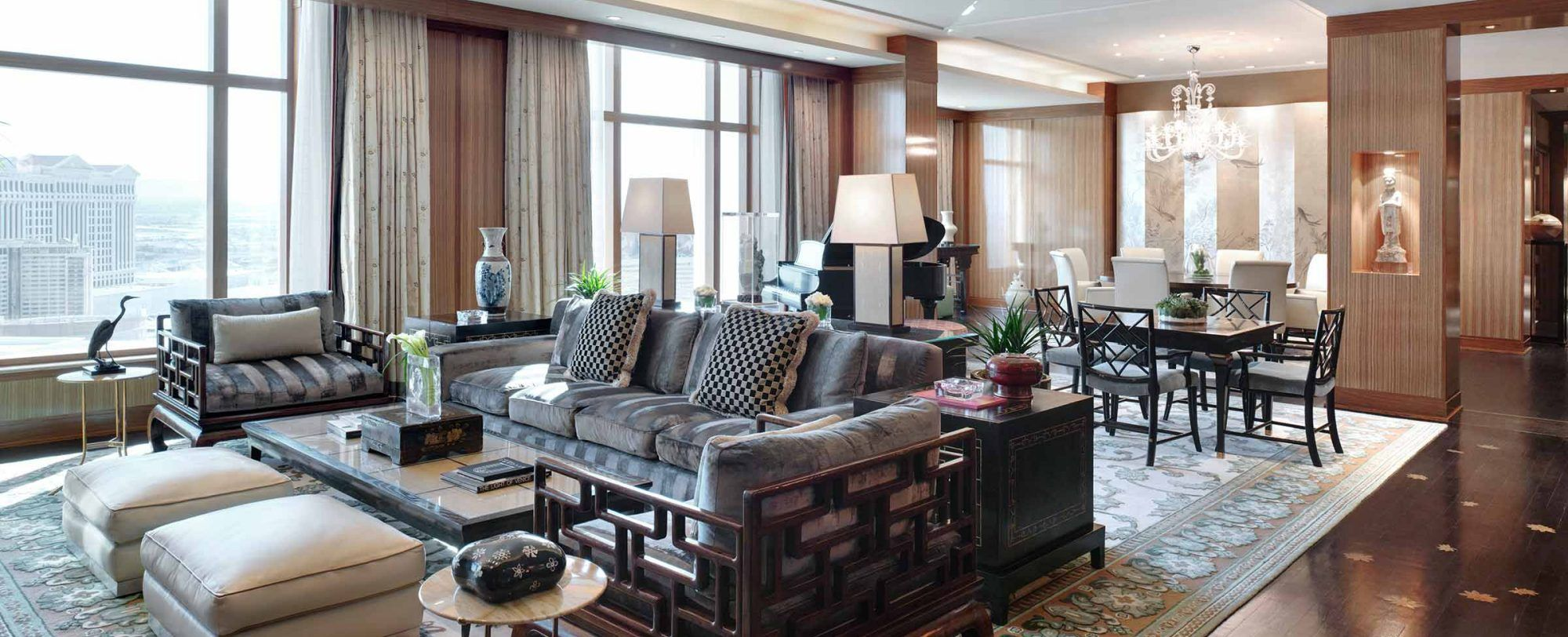 The Chairman Suite In The Venetian Is 7,800 Square Feet Of Unmatched  Elegance. This Luxury Suite Is Available With Either 3 Or 4 Bedrooms.
