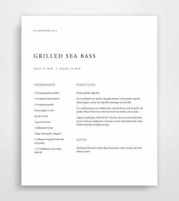 cookbook binder recipe binder printable recipe book binder cook