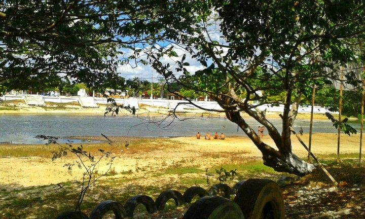 Orla do Rio Guamá - Ourém Pa Brazil