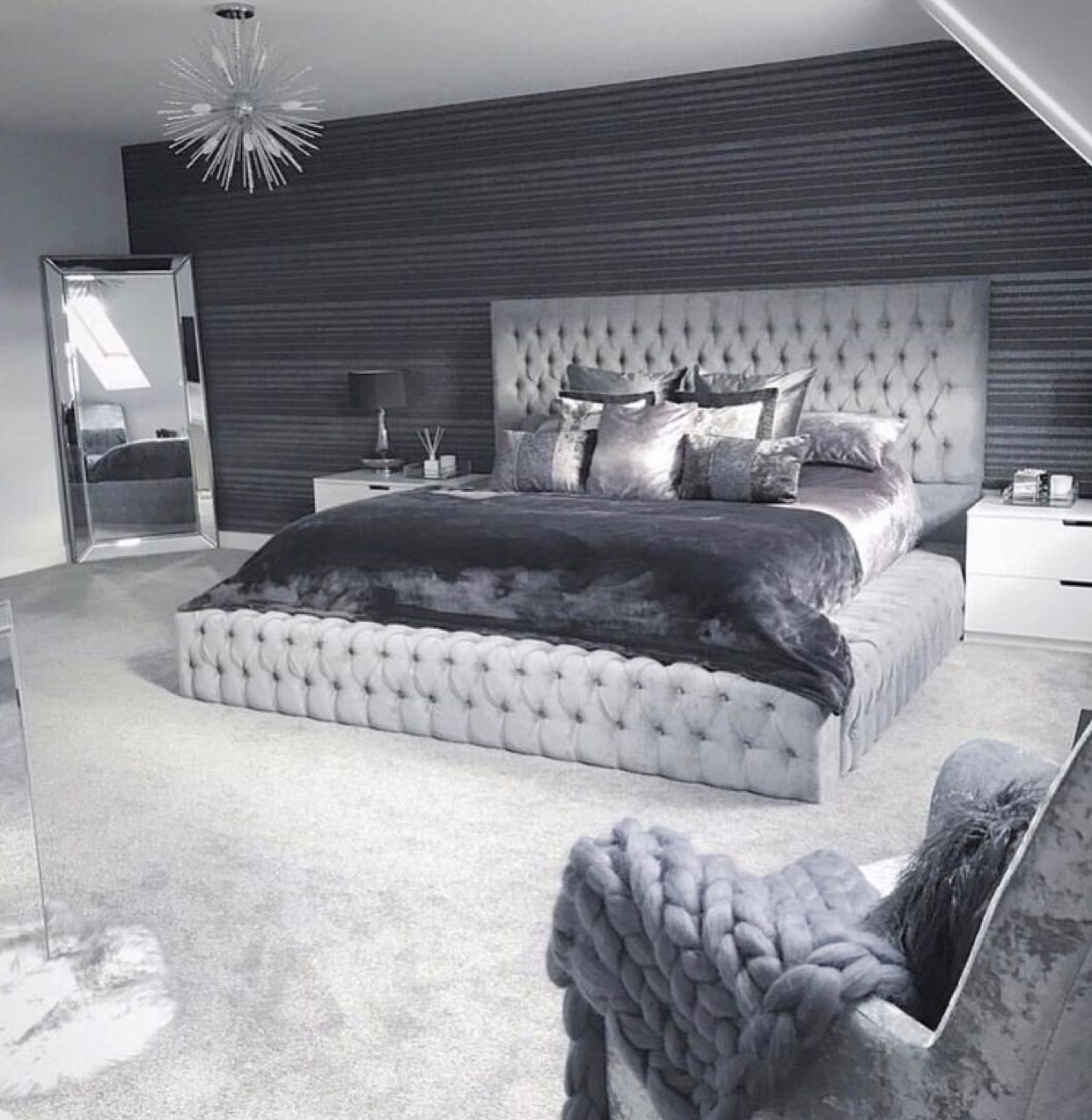 Pin By Lawonna On Designs In 2019 Bedroom Decor Room