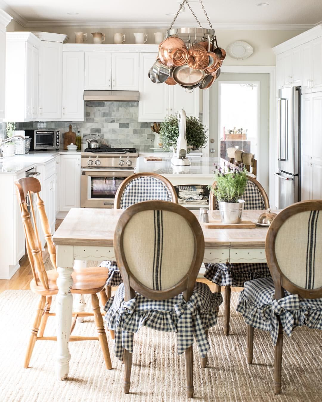 Pin by Little Yellow Cottage on ***Cozy Cottage Dining ...