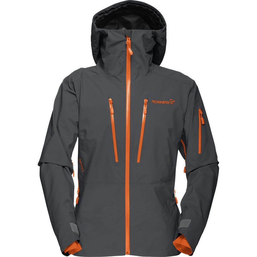 Plus size gore tex jacket