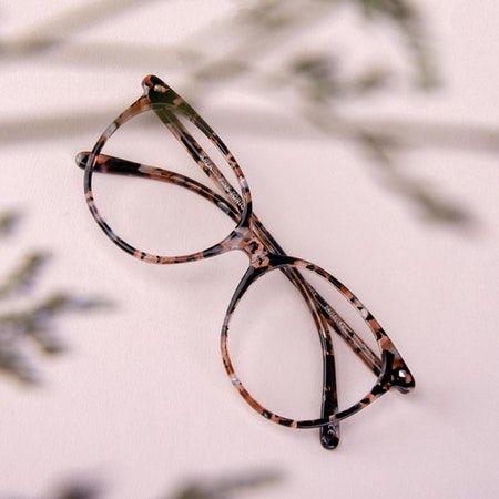 Womens Eyeglasses – Area in Rose Tort