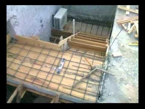 Como hacer escalera de hormigon youtube constucc for Planos de escaleras de concreto armado