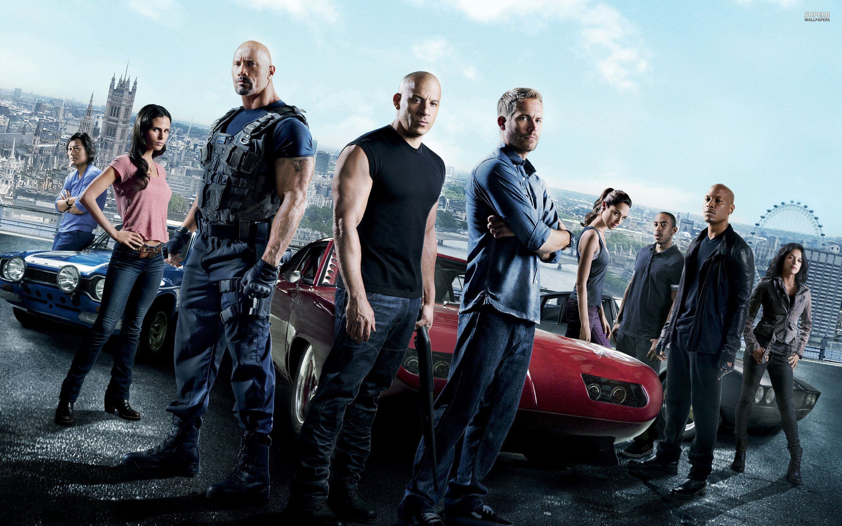 Fast Amp Furious 6 Wallpaper Movie Fast And Furious Fast And