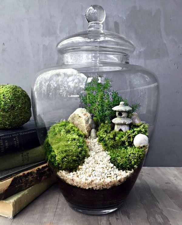 40 Smart Mini Indoor Garden Ideas | Garden ideas, Indoor gardening ...