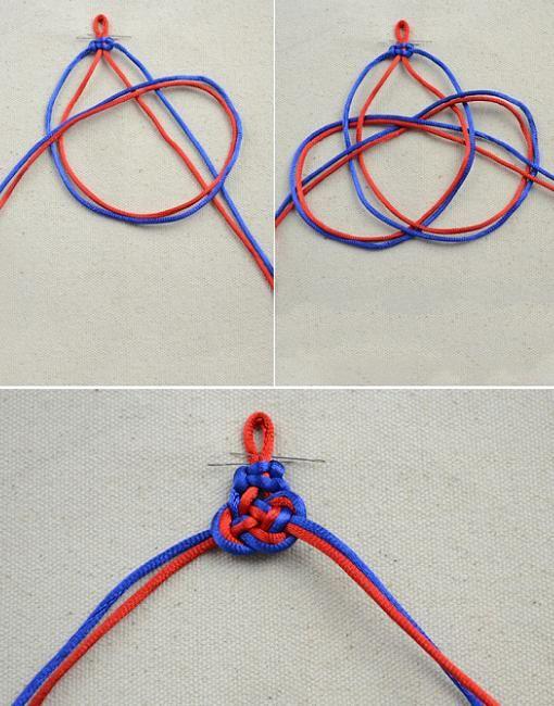 61445fe06e0e Descubre cómo hacer pulseras macramé paso a paso con este sencillo y  práctico tutorial