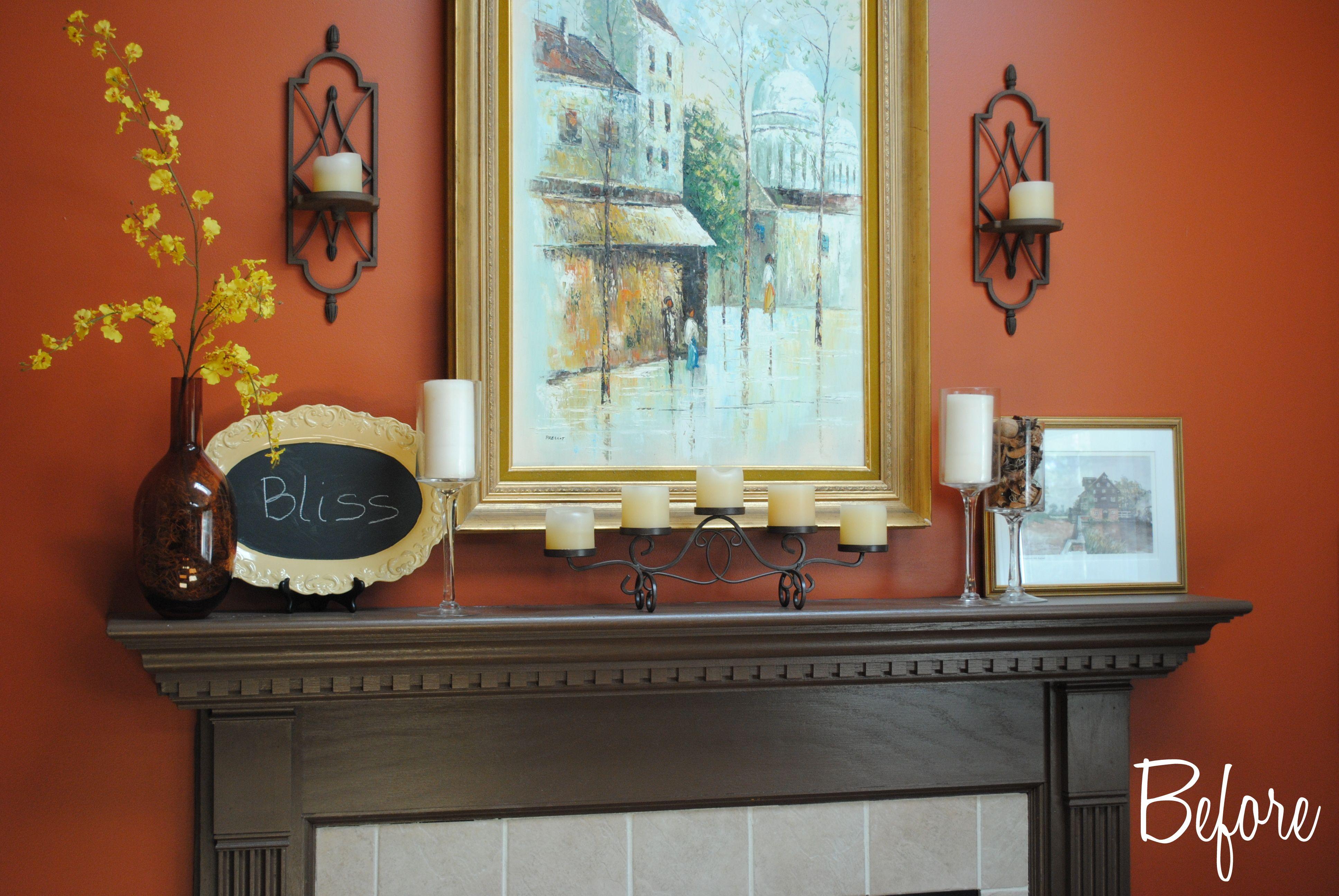 Dark Orange Kitchen Walls dark orange kitchen walls | home design ideas