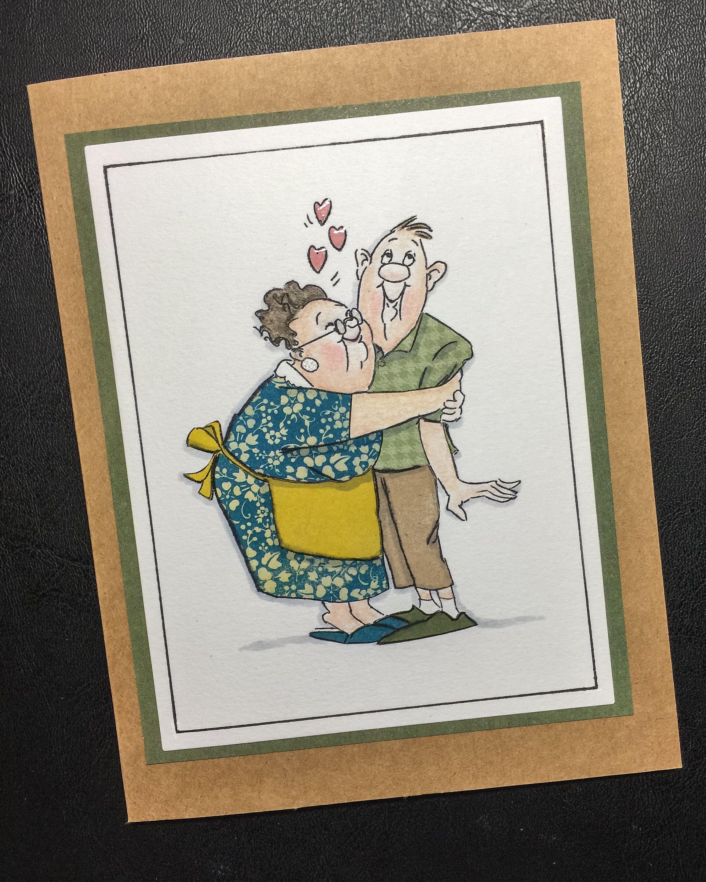 Как сделать открытку своими руками на свадьбу бабушке и дедушке