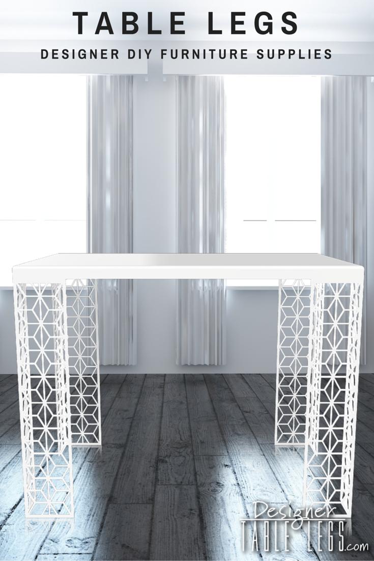 Outdoor patio table legs diy furniture supplies ikea hack