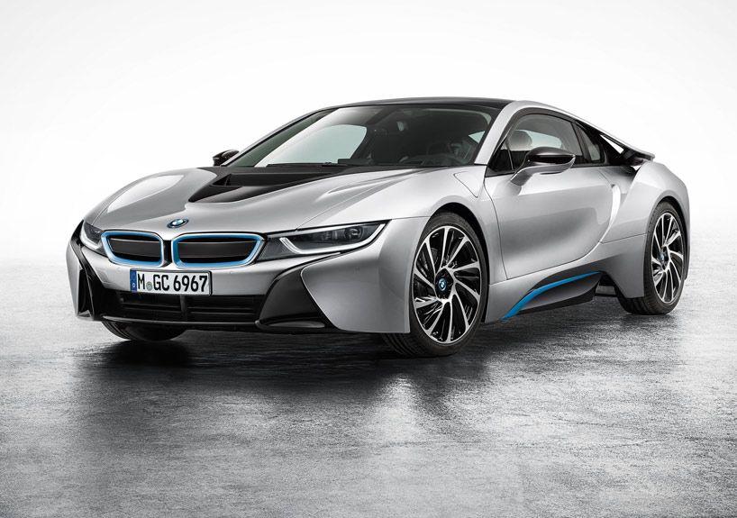 BMW i8 electric supercar debuts at 2013 frankfurt motor