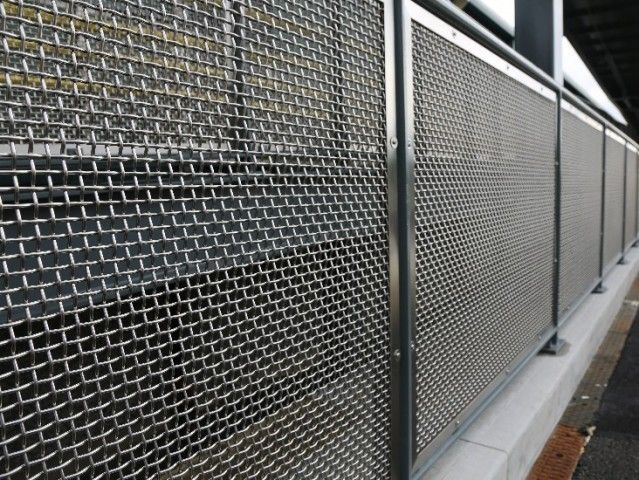 Wire Mesh Fence Panels | Mesh Fencing Importance Features Of Mesh Fencing Wire Mesh