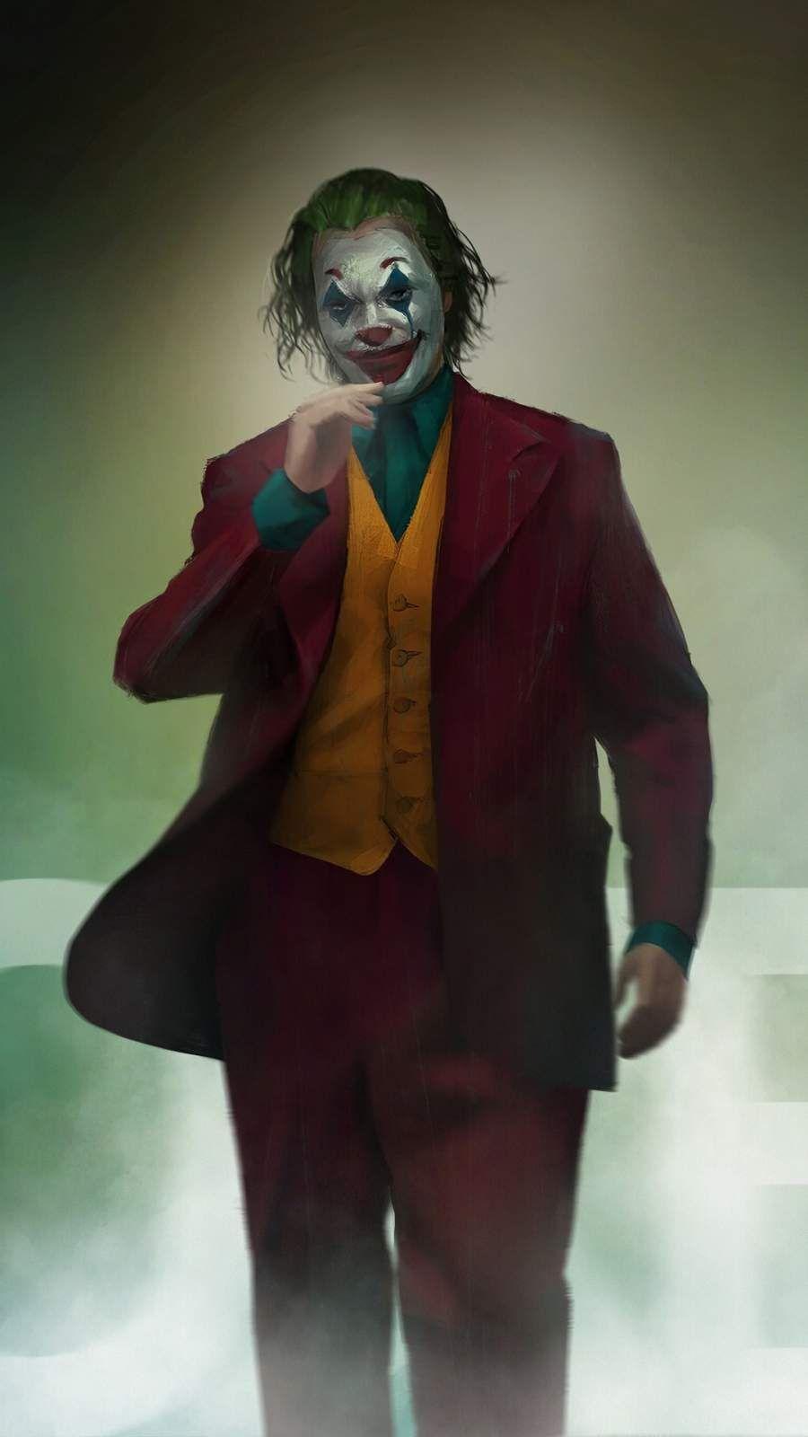 Joker Walking Art Iphone Wallpaper Joker Wallpaper Walking Art Batman Joker Wallpaper