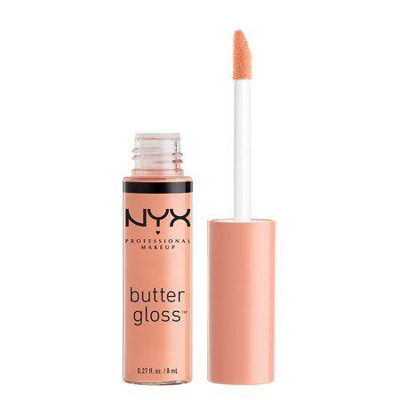 4312c0ba1c6 NYX Professional Makeup Butter Gloss, Fortune Cookie - Walmart.com ...