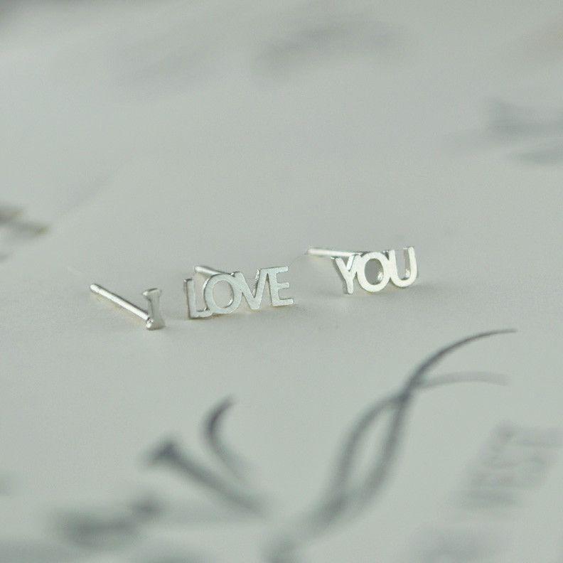 I Love You Studs