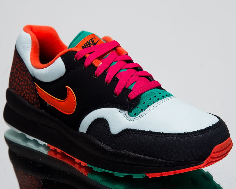 size 40 3f2de e93af Nike Air Safari Supreme Tech Pack Men New Black Orange Casual Shoes  AO3298-002