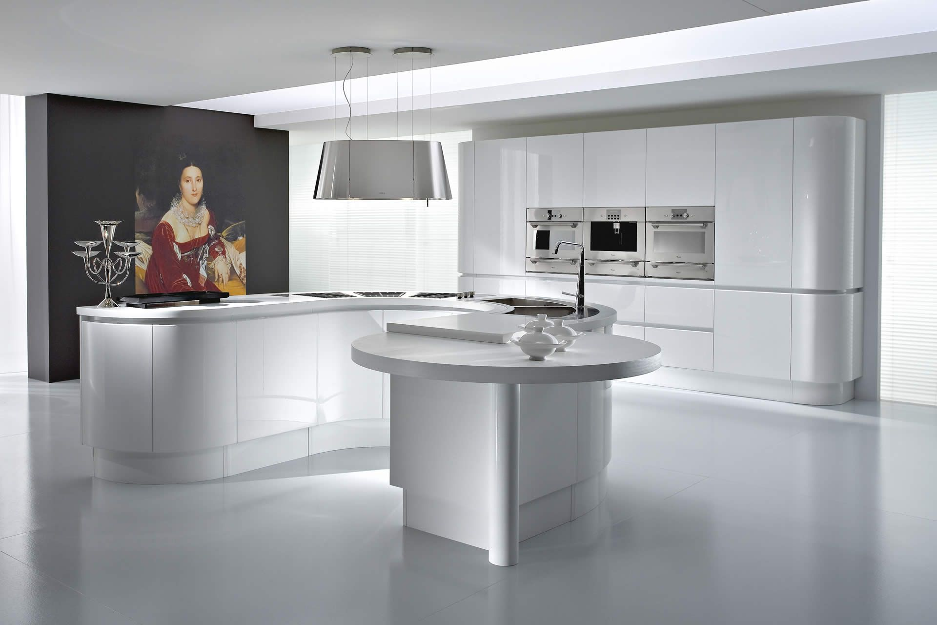 Contemporary kitchens kitchen showroom italian kitchens home