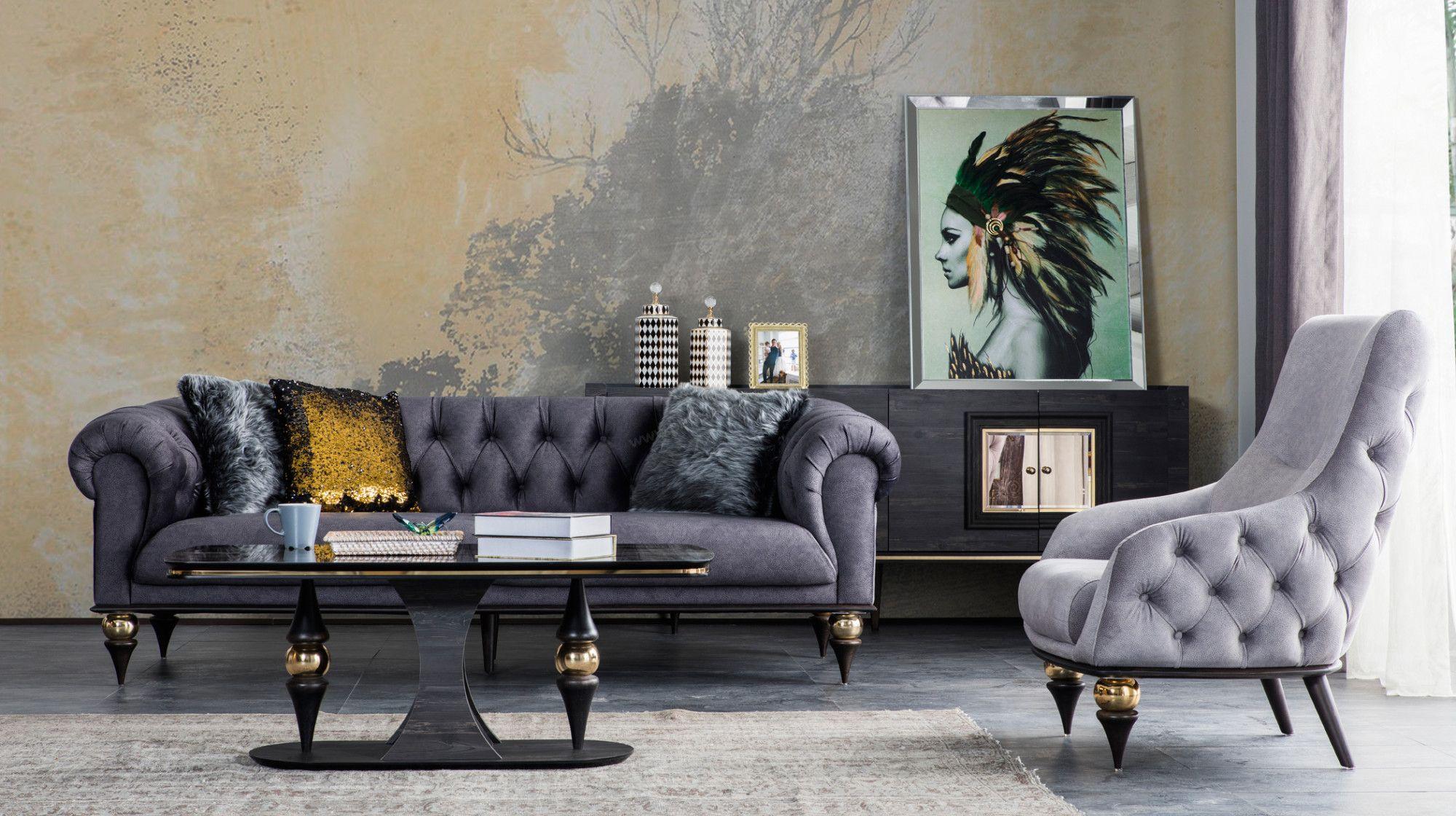 Zen Art Deco Koltuk Takimi Mobilya Tasarimi Oturma Odasi Fikirleri Mobilya