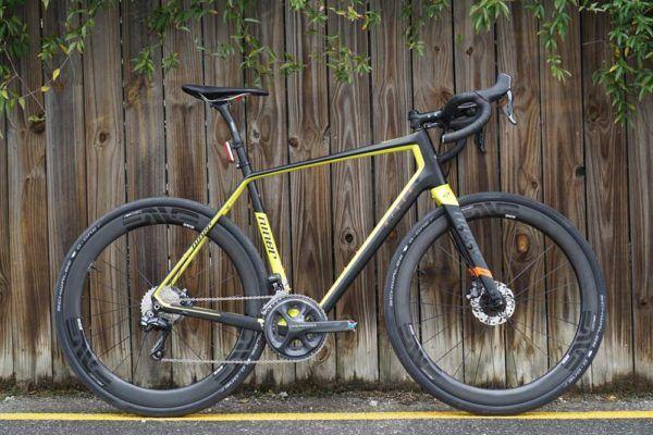 2017 Niner Rlt Rdo Carbon Fiber Gravel Race Bike Racing Bikes