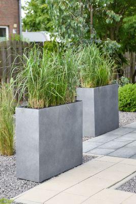 sichtschutz garten quot;Elementoquot; ist ein Pflanzkbel, den Sie idealerweise als Raumteiler fr die Terrasse, als Sichtschutz im Garten oder zur Verschnerung der ...