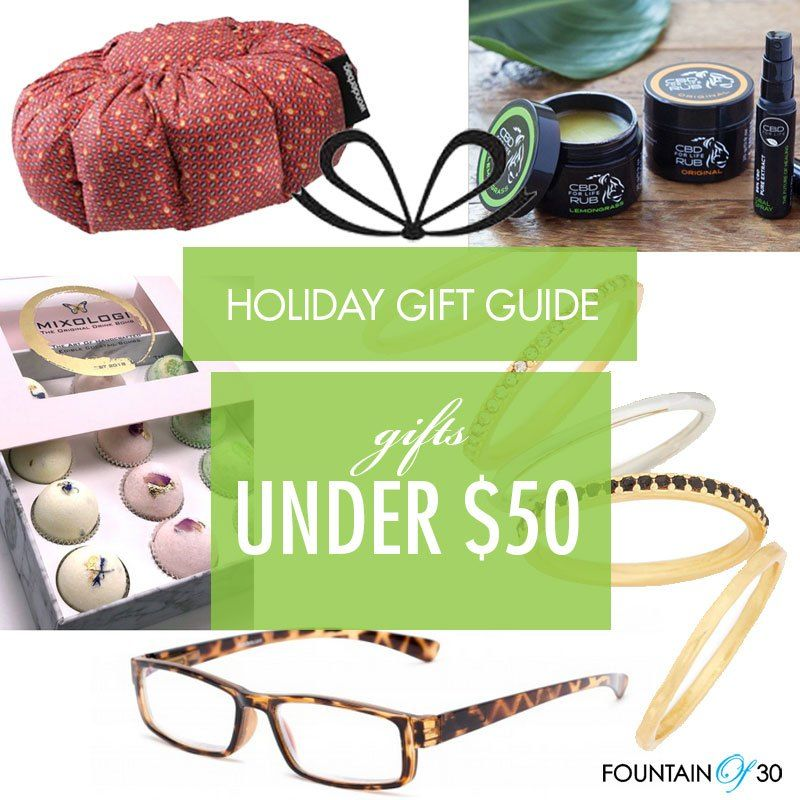 Holiday Gift Guide Unique Gifts For Under 50 Holiday