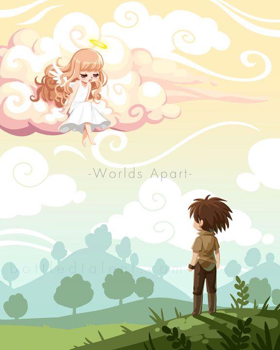 A World Apart by Dartreck on DeviantArt