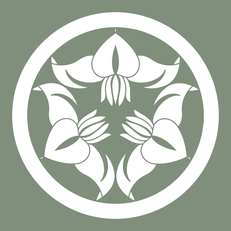 Japanese Art Logo Symbol Heraldry 家紋