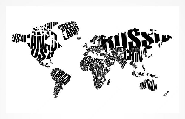 New simple world map typography background photoshop backgrounds new simple world map typography background gumiabroncs Images