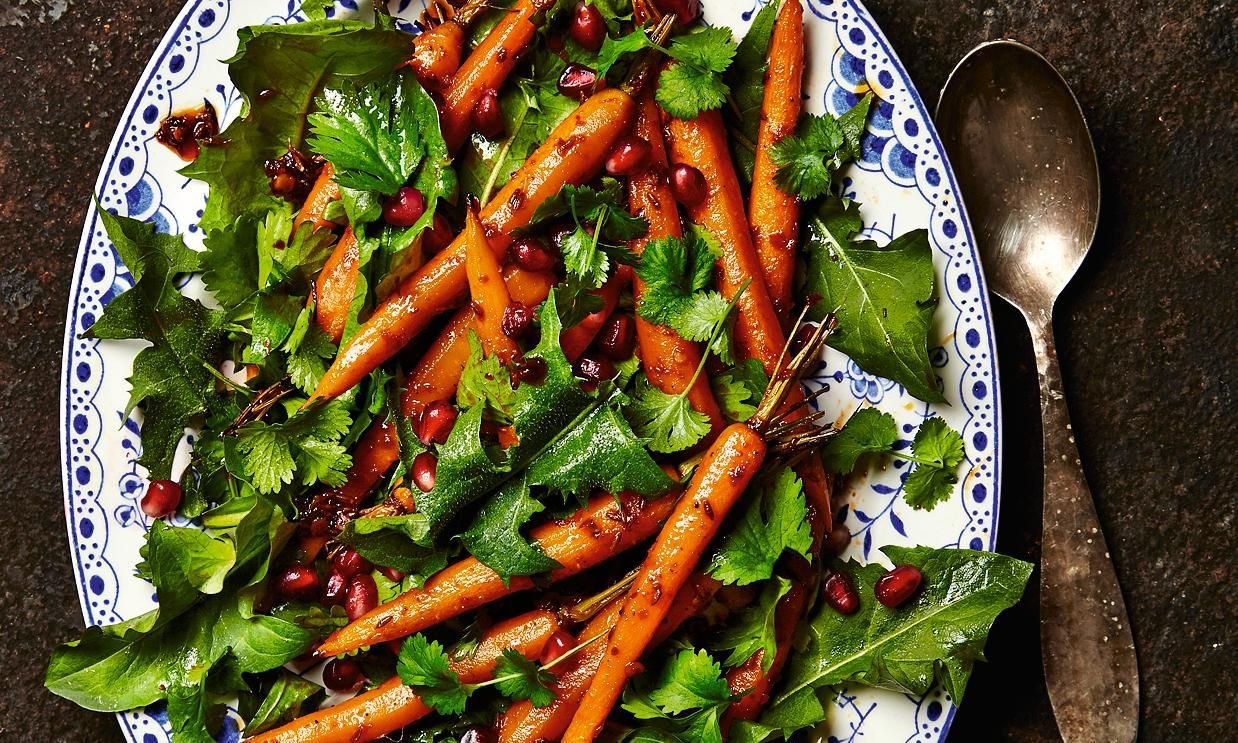 root vegetable slaw with stilton recipe yotam ottolenghi