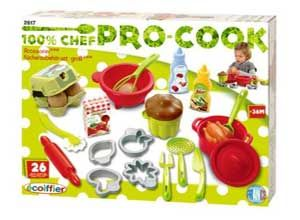 Ecoiffier Pro Cook Accessories At Rs.1000