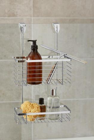 Buy Over Door Shower Caddy from the Next UK online shop | Bathroom ...