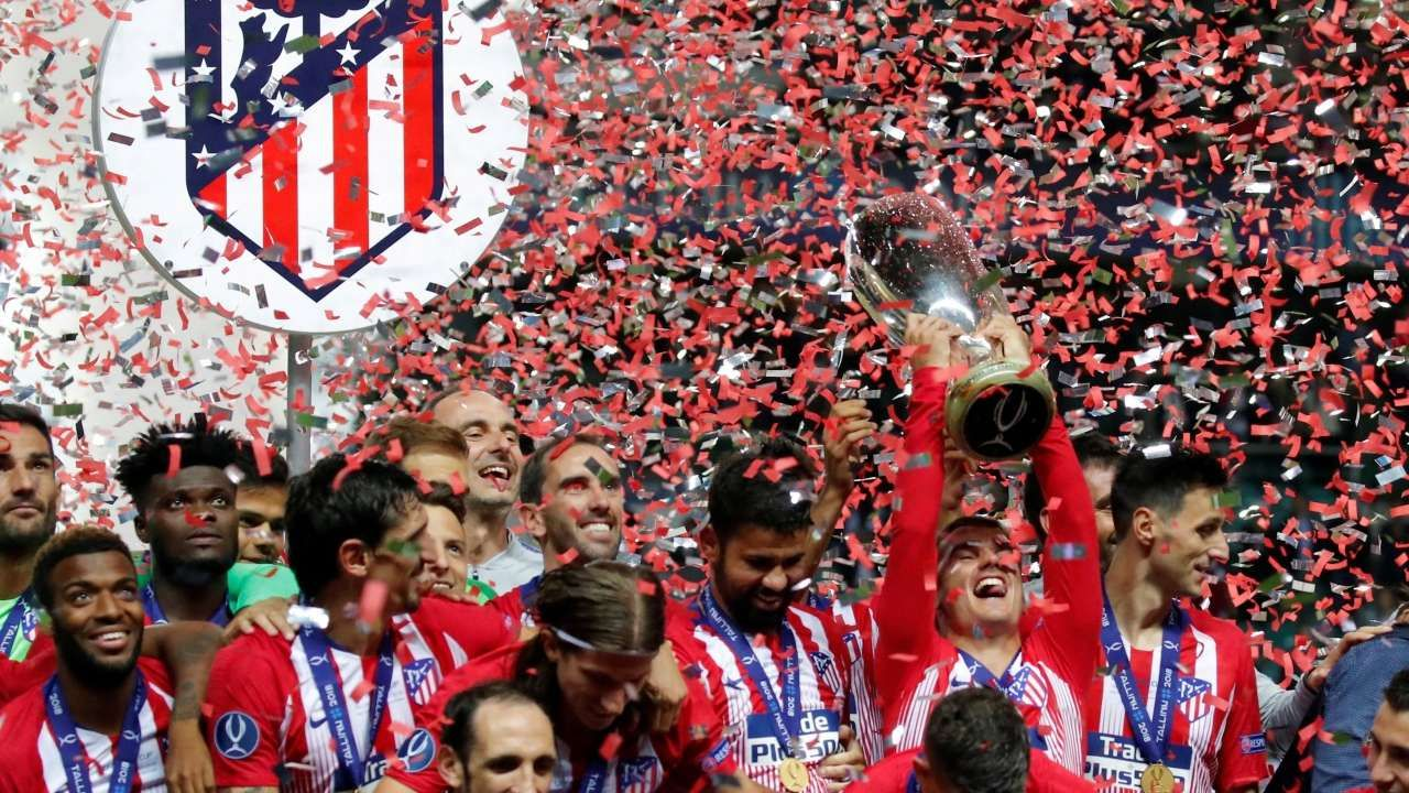 Fifa Fines A Series Of Clubs Including Atletico Madrid Over Third Party Ownership Atletico Madrid Fifa Madrid