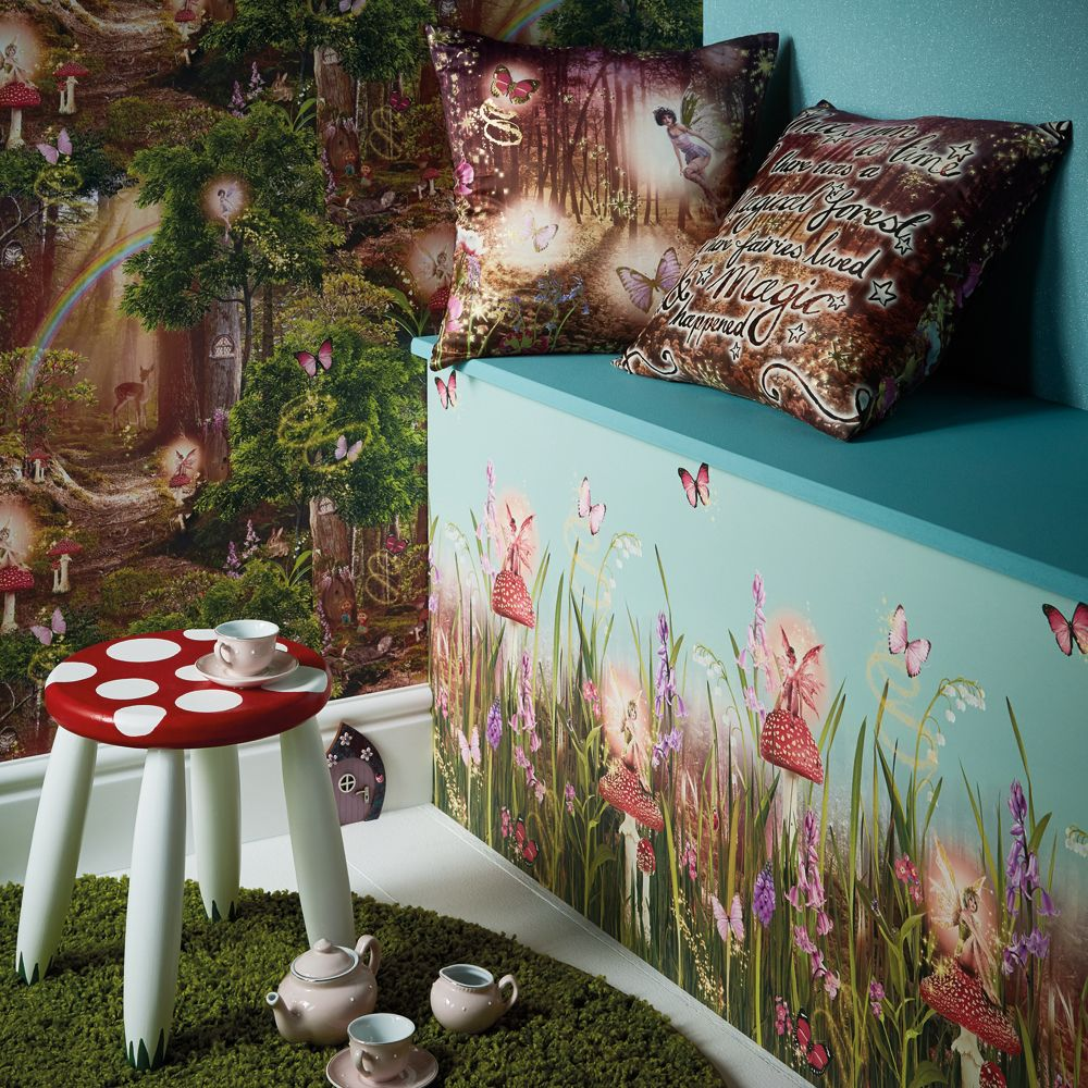 Lancashire Wallpaper Magical room, Kids wallpaper, Wallpaper