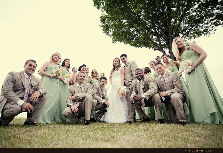 cool wedding shot ideas%0A Chicago Wedding Photographer     Miller   Miller Chicago Illinois