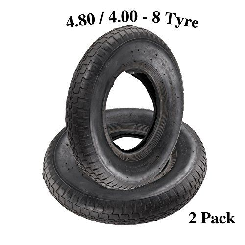 From 14 99 Multiware 2 X 4 80 4 00 8 Wheelbarrow Wheel Tyre And Inner Tube Staight Valve Wheelbarrow Wheels Tire Wheelbarrow